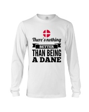 DANE BETTER Long Sleeve Tee tile