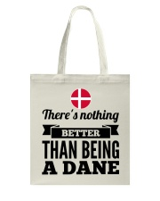 DANE BETTER Tote Bag tile