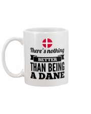 DANE BETTER Mug back