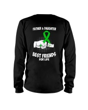 CEREBRAL PALSY FATHER DAUGHTER Long Sleeve Tee thumbnail
