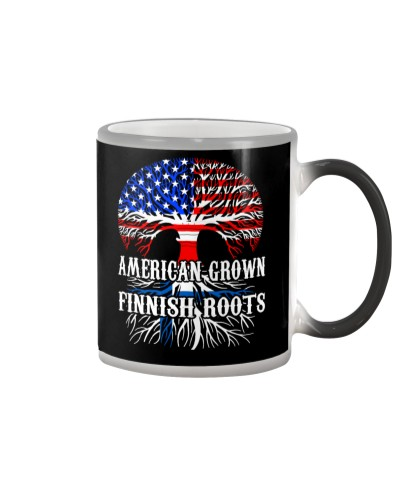 AMERICAN GROWN FINNISH ROOTS
