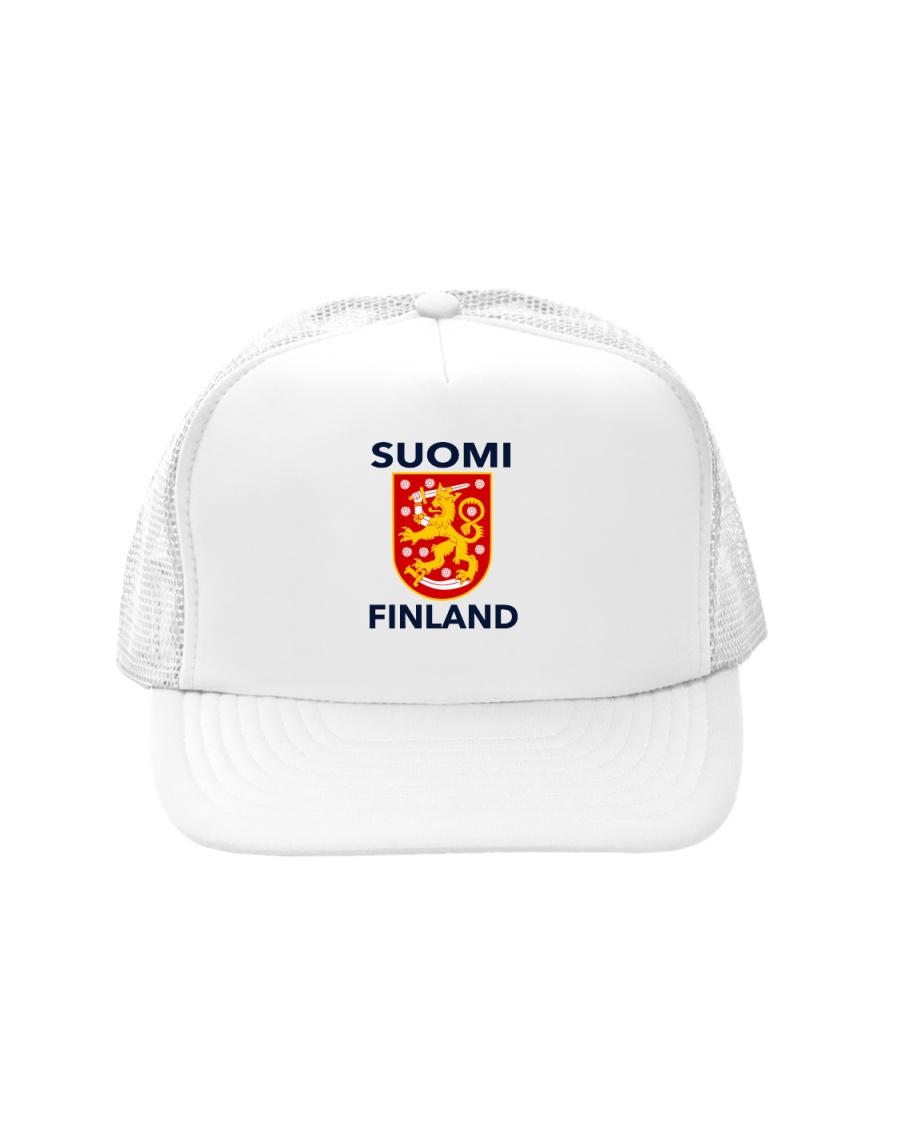 FINNISH GOT SISU Trucker Hat
