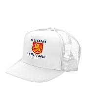 FINNISH GOT SISU Trucker Hat left-angle