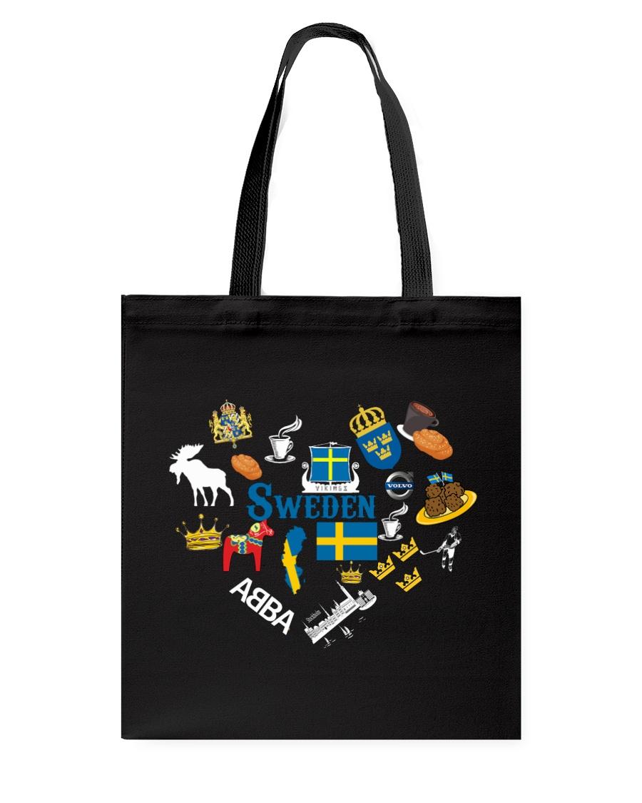 LOVE SWEDEN  NEW Tote Bag