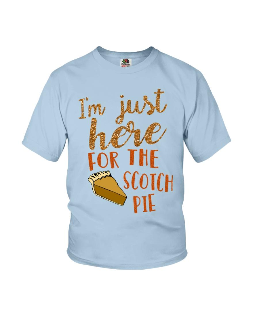 SCOTCH PIE Youth T-Shirt