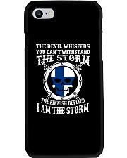 EXCLUSIVE I AM THE STORM Phone Case thumbnail