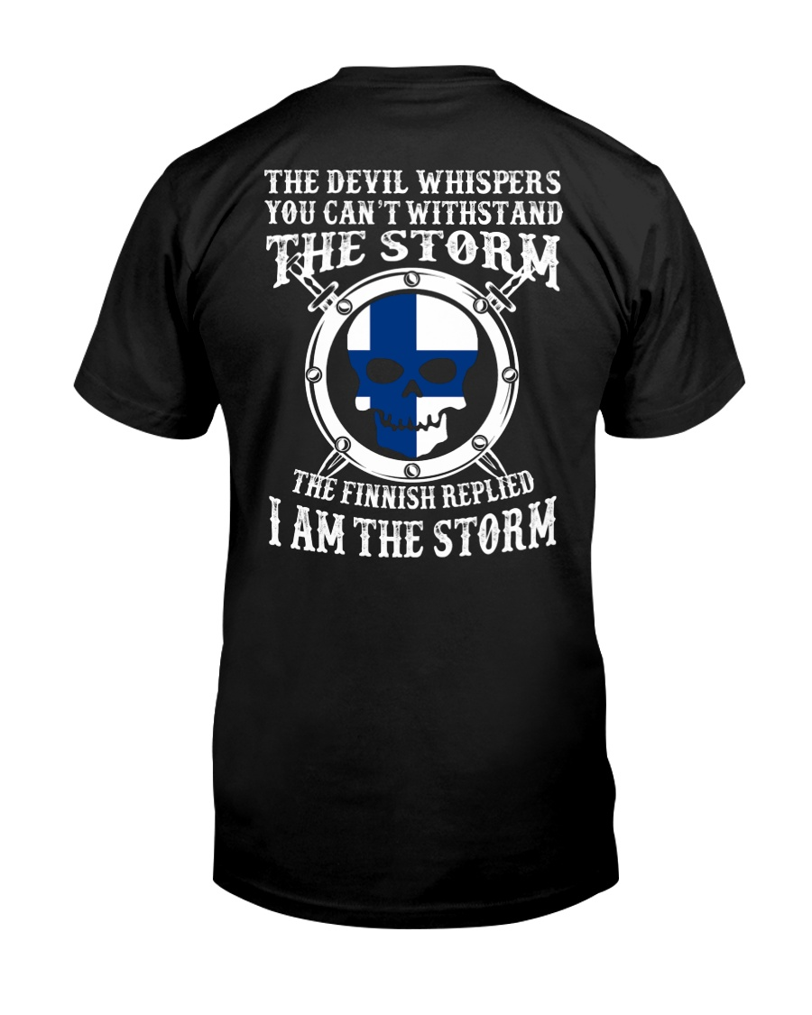EXCLUSIVE I AM THE STORM Classic T-Shirt