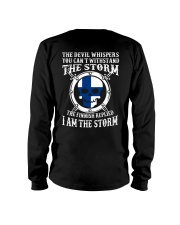 EXCLUSIVE I AM THE STORM Long Sleeve Tee thumbnail