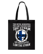 EXCLUSIVE I AM THE STORM Tote Bag thumbnail