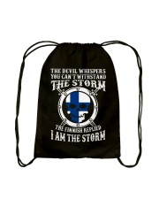 EXCLUSIVE I AM THE STORM Drawstring Bag thumbnail