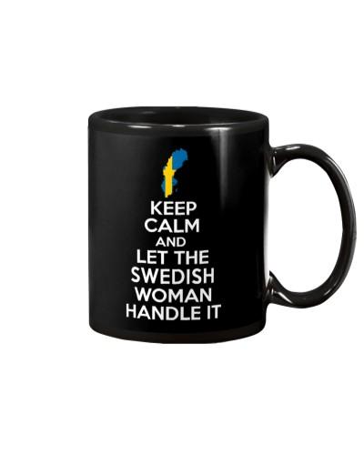 SWEDISH WOMAN HANDLE