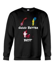 DANISH BEST Crewneck Sweatshirt thumbnail