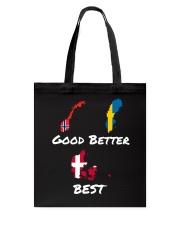 DANISH BEST Tote Bag thumbnail