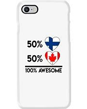 FINNISH CANADIAN AWESOME Phone Case thumbnail