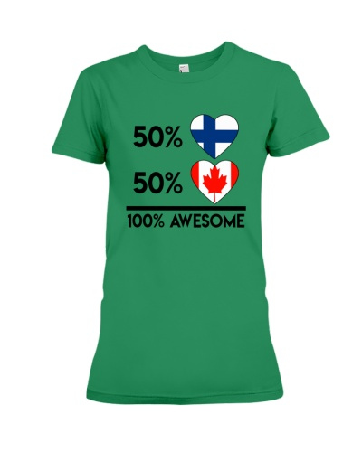 FINNISH CANADIAN AWESOME