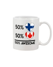 FINNISH CANADIAN AWESOME Mug thumbnail