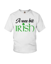 A WEE BIT IRISH Youth T-Shirt thumbnail