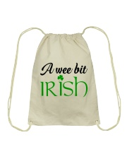 A WEE BIT IRISH Drawstring Bag thumbnail