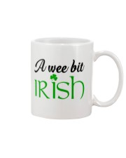 A WEE BIT IRISH Mug tile