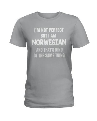 PERFECT NORWEGIAN