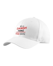 DENMARK WILL ALWASY LIVE IN ME Classic Hat left-angle