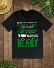 CEREBRAL PALSY  STRONGER FAMILY Classic T-Shirt lifestyle-mens-crewneck-front-18