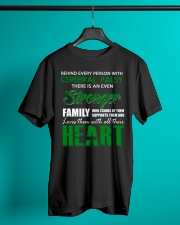 CEREBRAL PALSY  STRONGER FAMILY Classic T-Shirt lifestyle-mens-crewneck-front-3