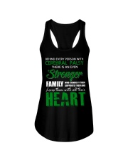 CEREBRAL PALSY  STRONGER FAMILY Ladies Flowy Tank thumbnail