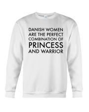 DANISH WOMEN PRINCESS WARRIOR Crewneck Sweatshirt thumbnail