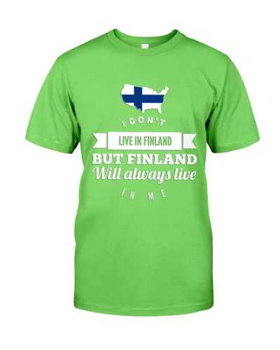 FINLAND LIVE IN ME