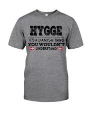 HYGGE DANISH THING Classic T-Shirt thumbnail