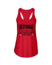 HYGGE DANISH THING Ladies Flowy Tank thumbnail