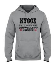 HYGGE DANISH THING Hooded Sweatshirt thumbnail
