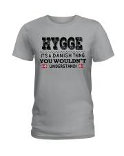 HYGGE DANISH THING Ladies T-Shirt thumbnail