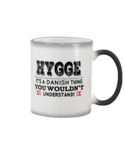 HYGGE DANISH THING Color Changing Mug thumbnail