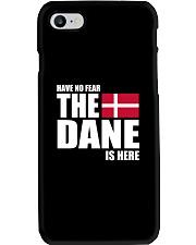 DENMARK DANE IS HERE  Phone Case thumbnail