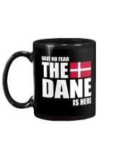 DENMARK DANE IS HERE  Mug back