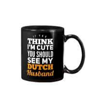 DUTCH HUSBAND Mug thumbnail