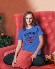 DANISH MOR Ladies T-Shirt lifestyle-holiday-womenscrewneck-front-2