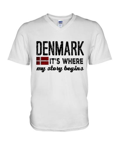 DENMARK STORY BEGINS