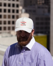 DENMARK STORY BEGINS Trucker Hat lifestyle-trucker-hat-front-2