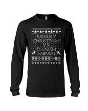DANISH CHRISTMAS Long Sleeve Tee front