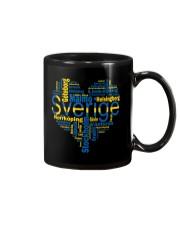 SWEDISH MAP Mug thumbnail