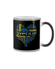 SWEDISH MAP Color Changing Mug thumbnail