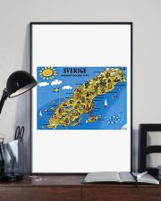 SWEDISH MAP 11x17 Poster lifestyle-poster-2