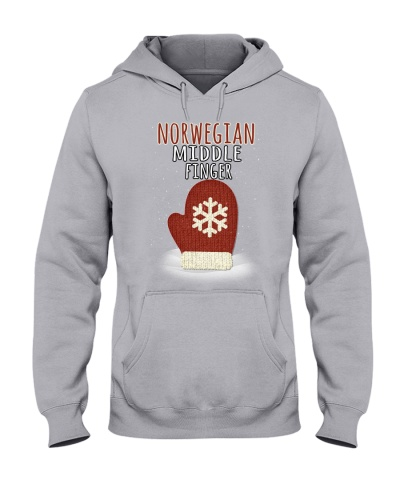 NORWEGIAN FINGER CHRISTMAS FUNNY