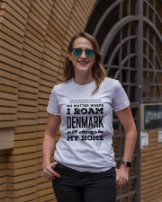 DENMARK MY HOME Ladies T-Shirt lifestyle-women-crewneck-front-2