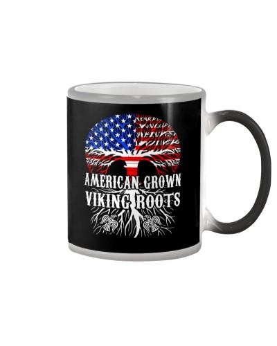 AMERICAN GROWN VIKING ROOTS