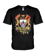 DANISH COPENHAGEN V-Neck T-Shirt thumbnail