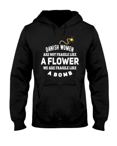 DANISH WOMEN LIKE A FLOWER